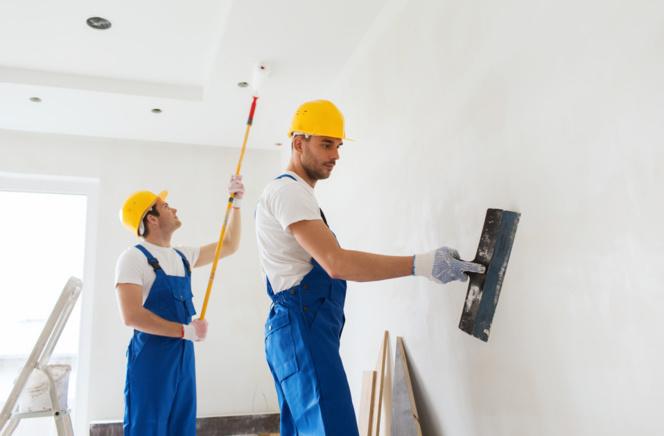 Des professionnels spécialisés dans la peinture